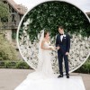 Circular wedding