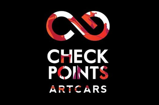 Check Points Art Cars