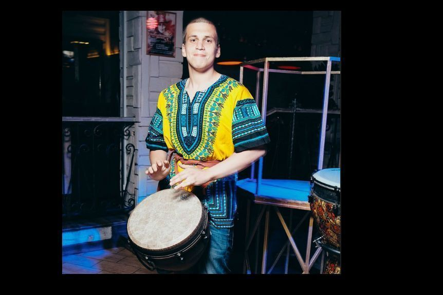 Djembe Brother