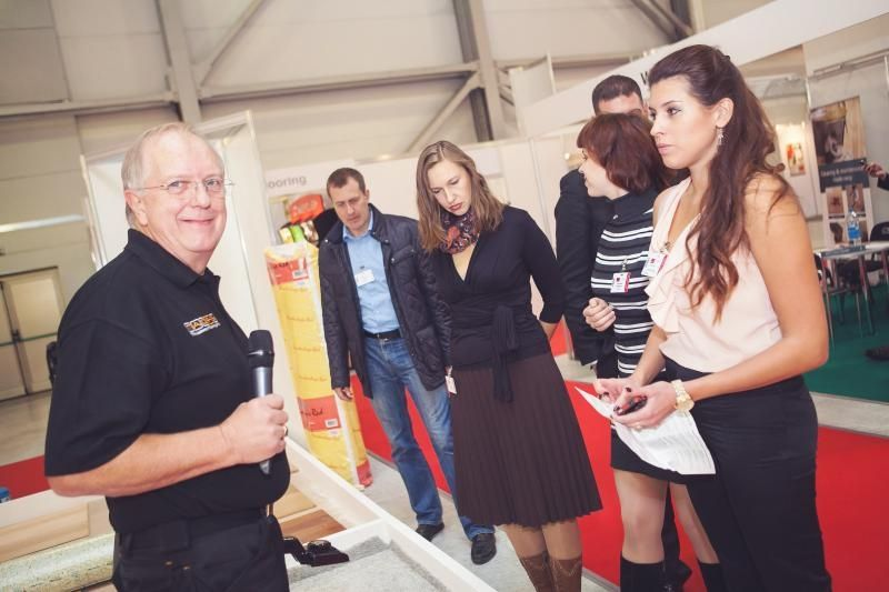 trade fair promoter moscow russia