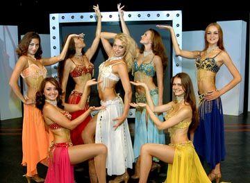 Шоу-балет ТАИС - Восточная сказка.