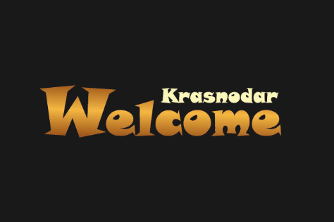 Welcome Krasnodar