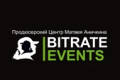 Bitrate Events