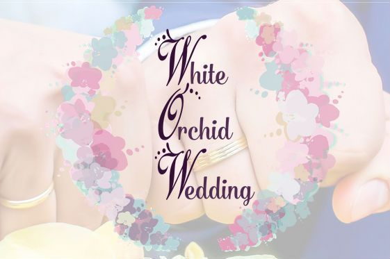 White Orchid Weding